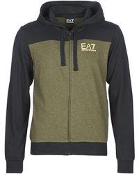 ea7 tritonal overhead hooded top
