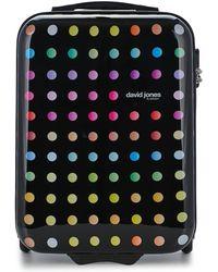 David Jones Gloor Hard Suitcase - Multicolour