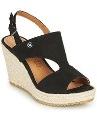 Chattawak Jacinthe Sandals - Black