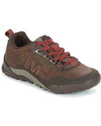 Merrell Annex Trak Low Walking Boots - Brown