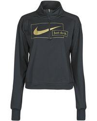 Nike W Nk Icnclsh Midlayer Long Sleeve T-shirt - Black