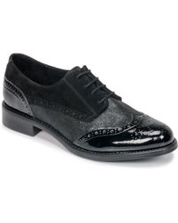 Betty London Codeux Casual Shoes - Black