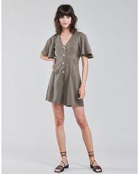 Vero Moda Vmviviana Jumpsuit - Grey