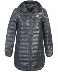 Nike - Parka Jacket - Lyst