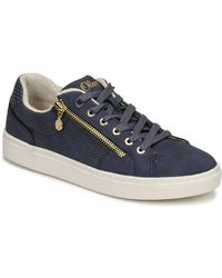 S.oliver Sapi Shoes (trainers) - Blue