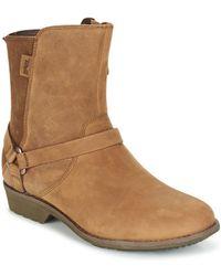 Teva - De La Vina Dos Mid Boots - Lyst