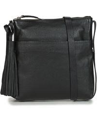 Clarks Topsham Shine Shoulder Bag - Black