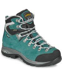 Asolo Greenwood Gv Ml Walking Boots - Blue