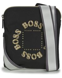 BOSS by Hugo Boss Pixel Tl S Zip Env Pouch - Black