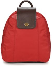 Moony Mood Louce Backpack - Red