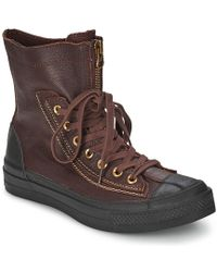 b5a941040b8268 Converse Chuck Taylor All Star Combat Boot High-Top Sneakers in ...