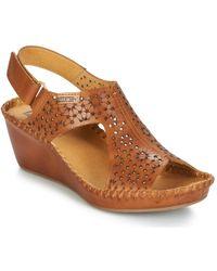 Pikolinos Margarita 943 Sandals - Brown