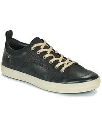 Pataugas Carl H2e Shoes (trainers) - Black