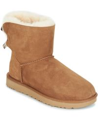 1d04f3d3b39 Mini Bailey Bow Ii Mid Boots - Brown