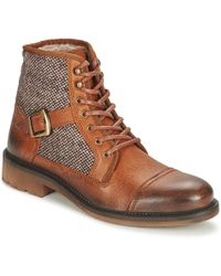 Casual Attitude - Finiel Mid Boots - Lyst