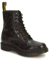 Dr. Martens | Cassidy Mid Boots | Lyst