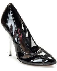 Lipsy Sabrina Court Shoes - Black