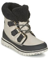 Sorel - Cozy Carnival Mid Boots - Lyst