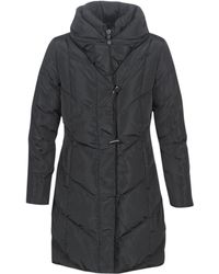 Lauren by Ralph Lauren Plw Col Dwn Jacket - Black
