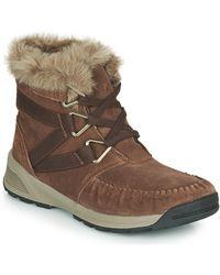Columbia Maragaltm Mid Wp Snow Boots - Brown