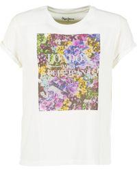 Pepe Jeans - Brenda T Shirt - Lyst