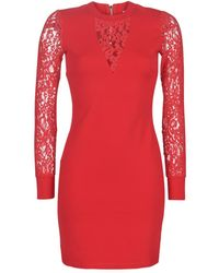 Moony Mood Lice Dress - Red