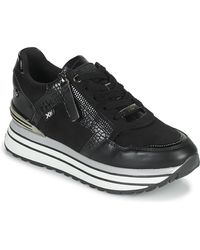 Xti 43007 Shoes (trainers) - Black