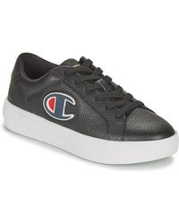 Champion - Era Leather Shoes (trainers) - Lyst