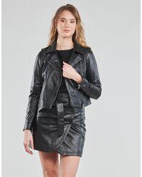 Oakwood - Alizee Leather Jacket - Lyst