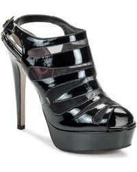 Lipsy Saffron Sandals - Black