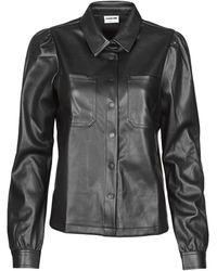 Noisy May Nmhill Shirt - Black