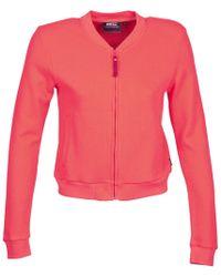Wesc Broomhilda Women's Sweatshirt In Orange