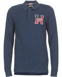 Hilfiger Denim - Pilot Men's Polo Shirt In Blue - Lyst