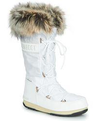 Moon Boot Monaco Wp 2 Snow Boots - White