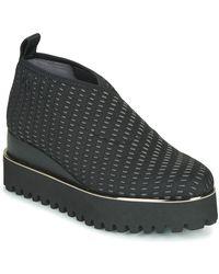 United Nude Fold Casual Ii Casual Shoes - Black