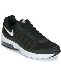 594ba79aba Nike Air Max Invigor Se Shoes (trainers) in Black for Men - Lyst