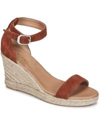 Betty London Indali Women's Sandals In Brown
