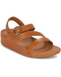 Fitflop The Skinny Ii Back Strap Sandals Sandals - Brown