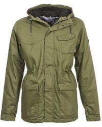 O'neill Sportswear Adv Offshore Parka - Green
