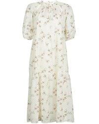 Levi's Verdite Tofu Long Dress - White