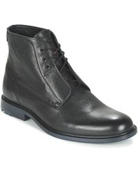 BOSS Orange - Cultroot Halb Mid Boots - Lyst