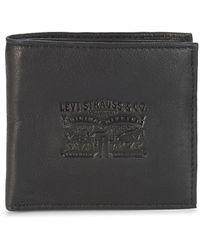 Levi's Levis Johnson Purse Wallet - Black