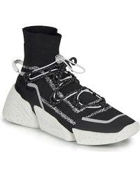 KENZO K Sock Slip On Shoes (trainers) - Black