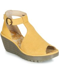 Fly London - Yall Sandals - Lyst