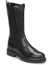 Les Tropéziennes Par M Belarbi Saddie Mid Boots - Black