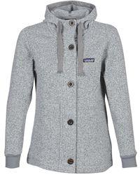Patagonia W's Better Jumper Coat Coat - White