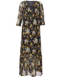IKKS Bp30195-02 Long Dress - Multicolour