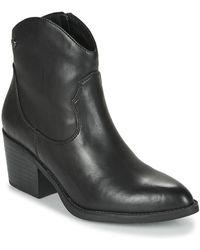 Xti 44332 Low Ankle Boots - Black