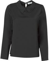 Molly Bracken T1287a20 Blouse - Black