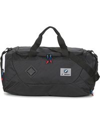 PUMA Bmw M Mtsp Duffle Bag Sports Bag - Black